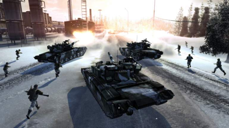edytor map w wersji 12 do gry world in conflict produkcja ta naley do gatunku strategii czasu rzeczywistego gra prezentuje alternatywne zakoczenie