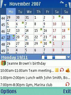 Handy Calendar for Symbian OS S60v3 PC World - Testy i Ceny