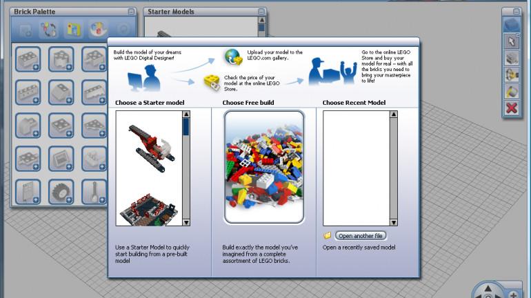 LEGO Digital Designer 4 3 8 PC World - Testy i Ceny sprzętu