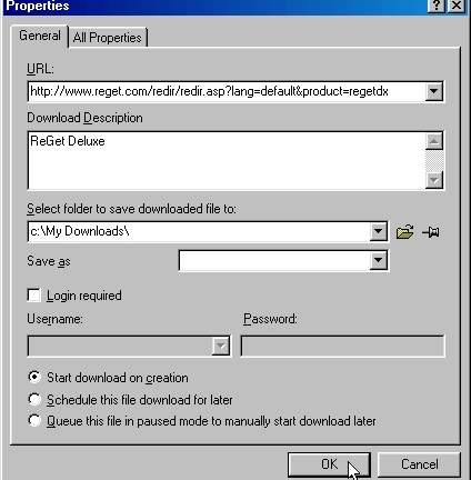 reget deluxe 4.2 build 264