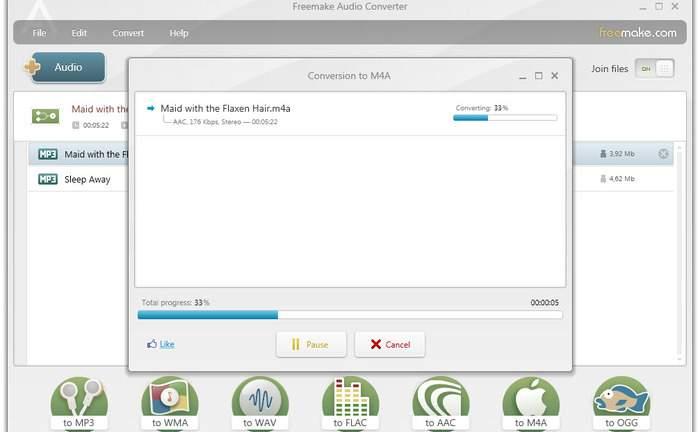 freemake audio converter 1.1.7 download