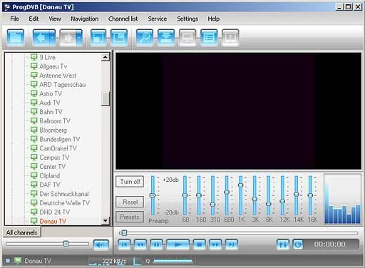 Download ProgDVB and ProgTV / ProgDVB / Products