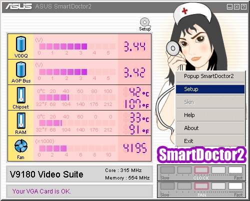 Asus Smart Doctor 4.95 Driver for Windows 10