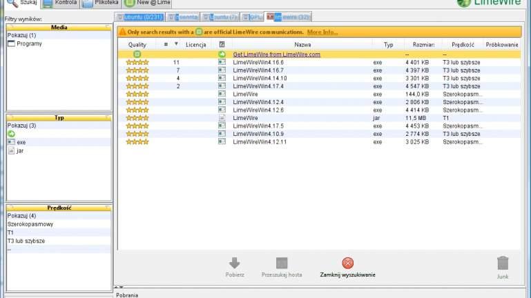 limewire 5.5.9