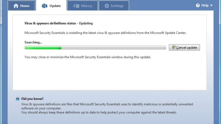 Client Can Download Photos After Payment: Microsoft Security Essentials 2.0.657.0 64-bit PC World