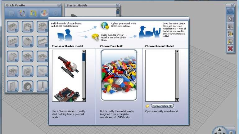 LEGO DIGITAL DESIGNER 4.2.5 TÉLÉCHARGER