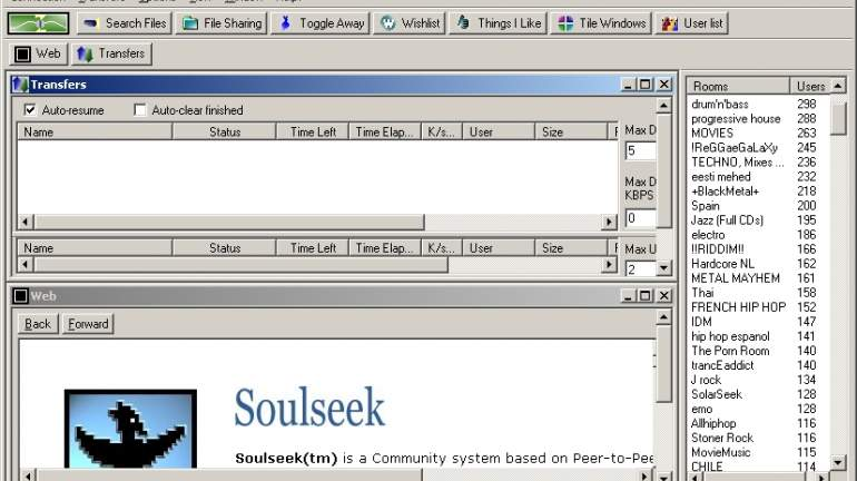 soulseek 156b