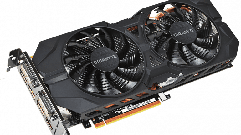 Gigabyte GeForce GTX 960 OC