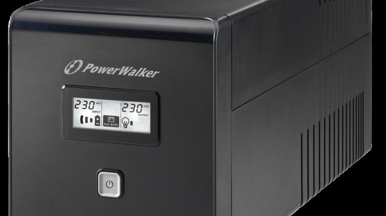 PowerWalker VI 1000 LCD
