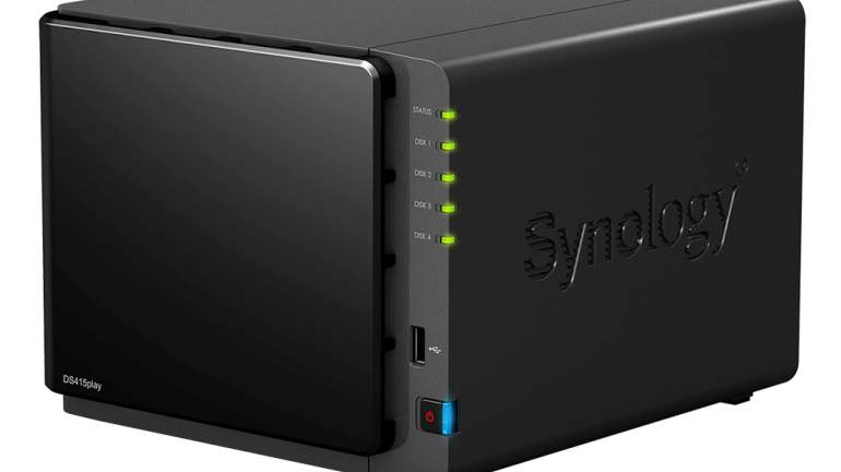 Synology DS415 play