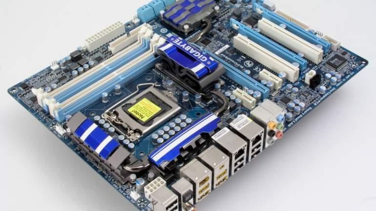 Gigabyte GA-P55-USB3 SATA2 Drivers