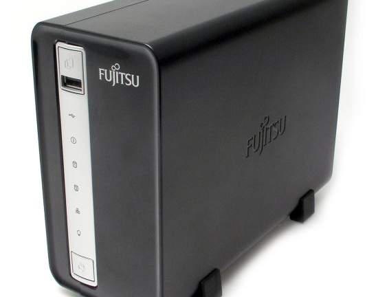 Fujitsu Celvin NAS Server Q700