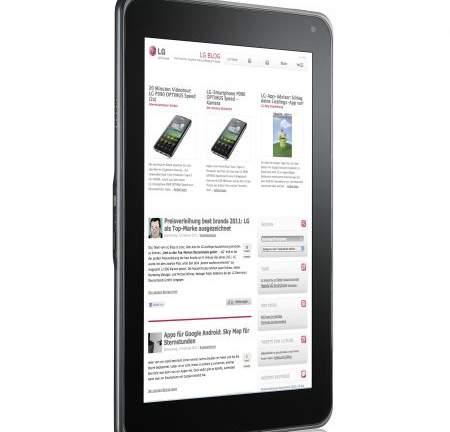 LG Swift Pad V900