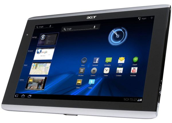 Acer Iconia Tab A501-10S16