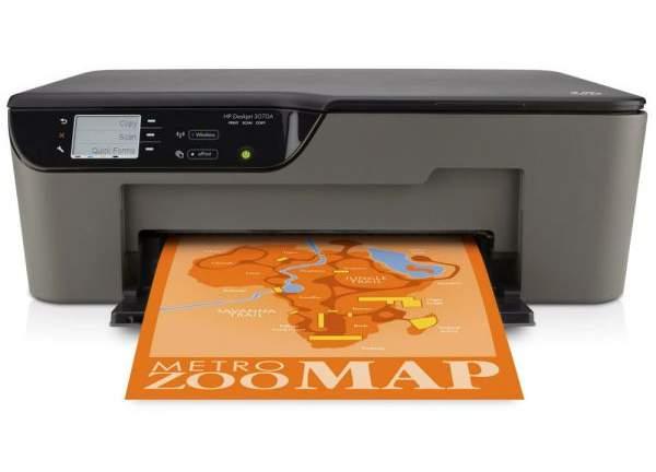 HP Deskjet 3070A B611