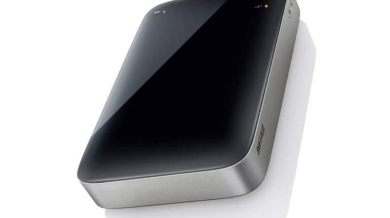 Buffalo MiniStation Air HDW-PU3 500 GB