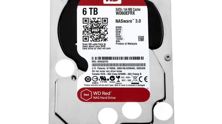 WD RED WD60EFRX
