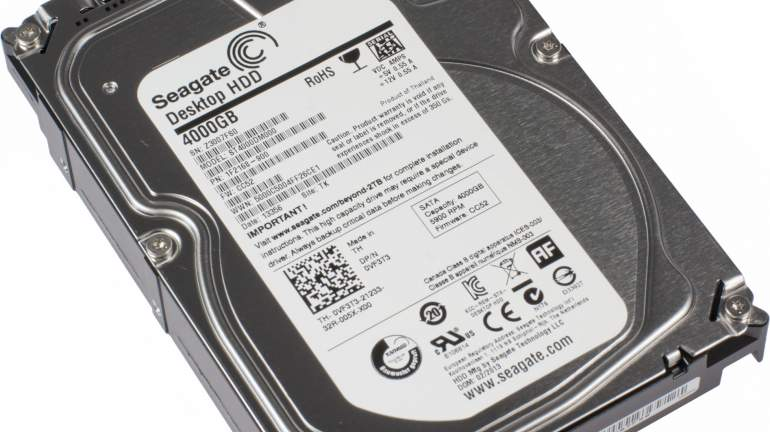 Seagate Desktop HDD ST4000DM000
