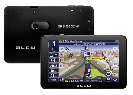 BLOW GPS580 DVR