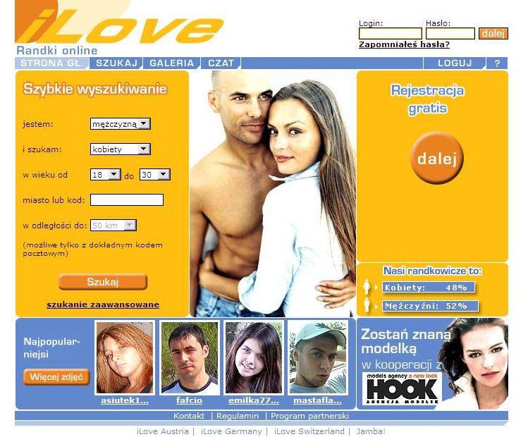 Krótki opis serwis randkowy