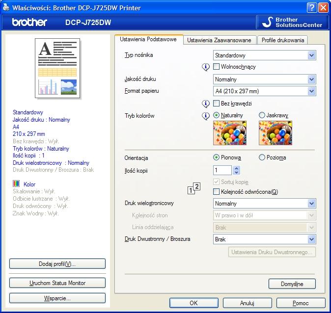 Brother DCP-J725DW - PC World - Testy i Ceny sprzętu PC, RTV