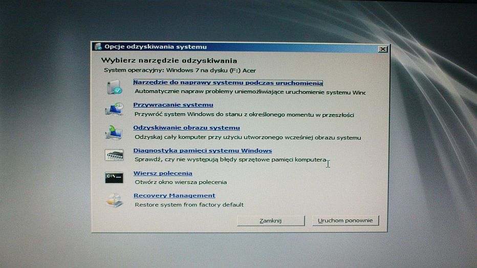 Windows 7 Ratunku Nie Mogę Uruchomić Systemu Pc World