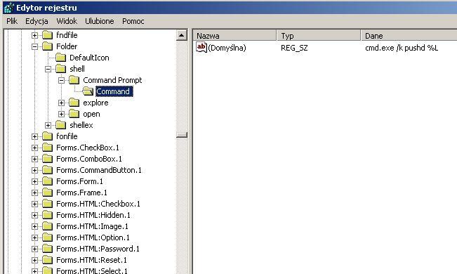 Wiersz Poleceń W Menu Podręcznym Windows Pc World