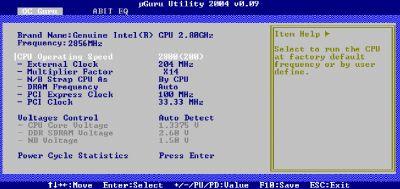 Sekrety BIOS-u: zafunduj sobie wzrost wydajności - strona 4 - PC
