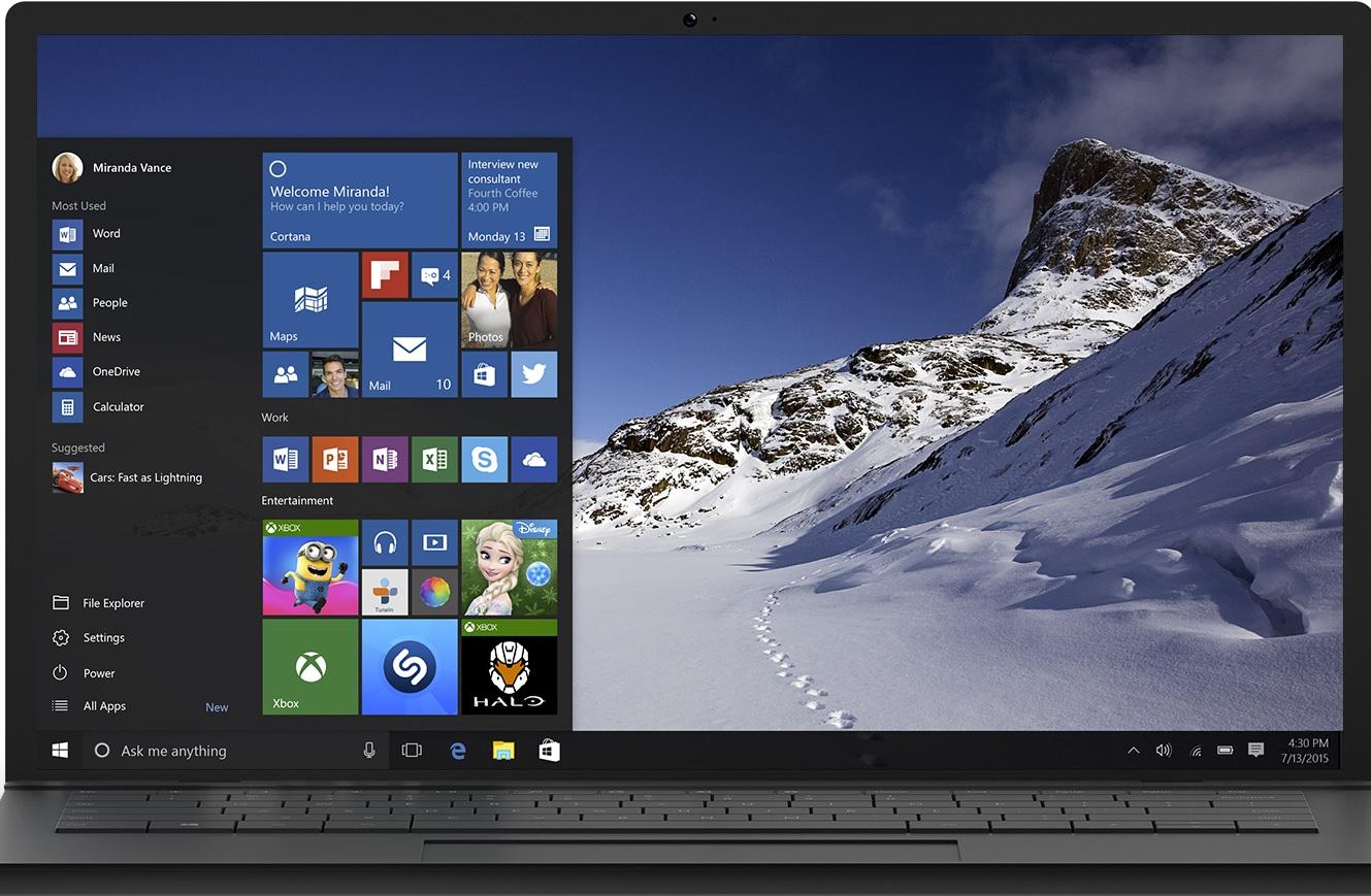 Download Windows 10 - microsoft.com