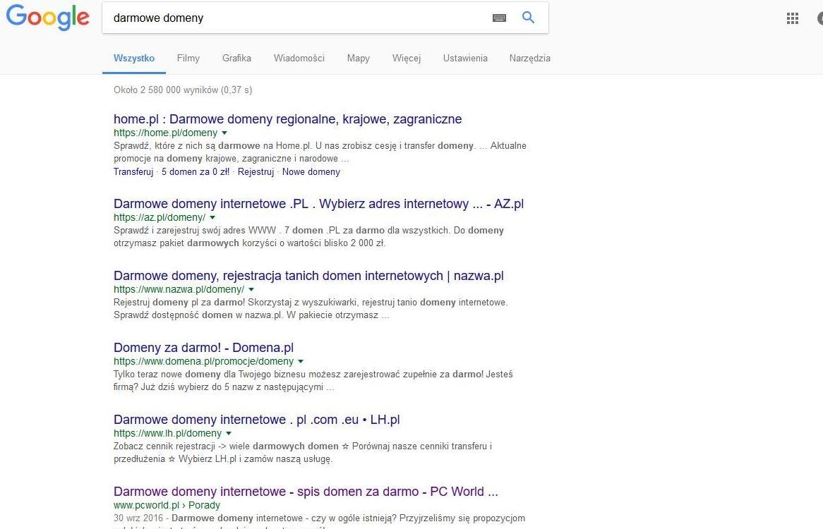 1614278f6670e0 Darmowe domeny internetowe - spis domen za darmo - strona 2 - PC World -  Testy i Ceny sprzętu PC, RTV, Foto, Porady IT, Download, Aktualności