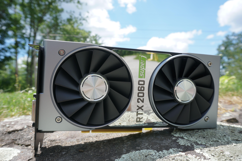 Обзор и тестирование видеокарты Geforce RTX 2060 Super