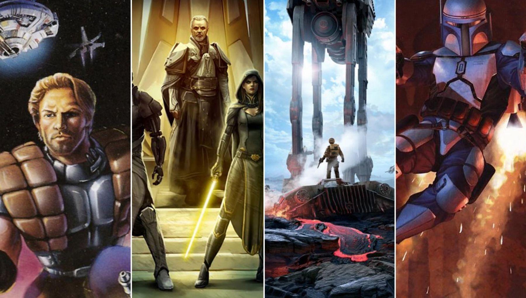 EA traci wyłączność na gry Star Wars – co to dla nas oznacza?