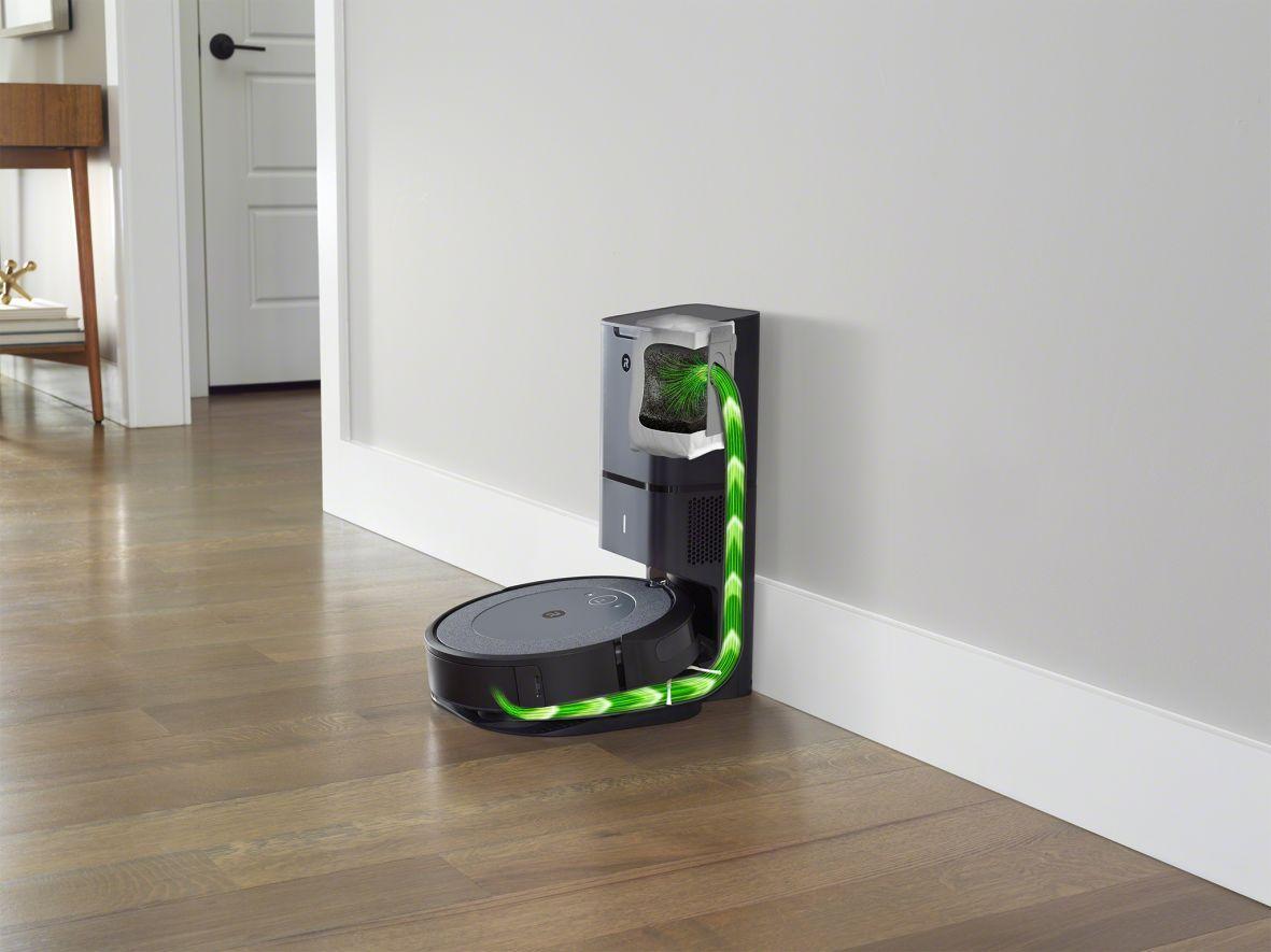 iRobot Roomba i3+ - najnowszy robot sprzątający ze stacją Clean Base