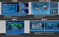 Obrazy menu ekranowego