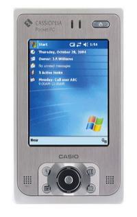 Palmtop Casio IT-10