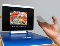 Plastikowy wyświetlacz LCD Samsung
