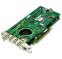 Karta SDI z procesorem NVIDIA Quadro FX 4000