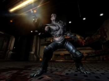 Quake 4 - Strogg w akcji