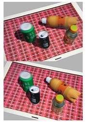 Wyświetlacz 3D Toshiby
