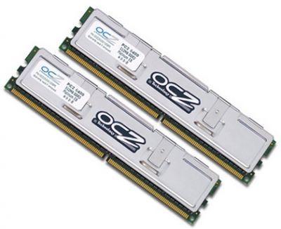 Pamięci RAM OCZ DDR2 PC2-6400