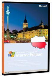 Czy tak powinna wyglądać okładka polskiej wersji Windows XP SE?