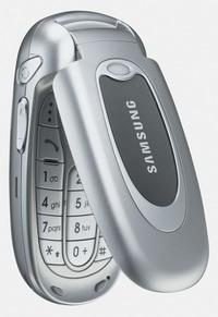 Telefon komórkowy Samsung SGH-X480