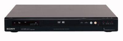 Czarna wersja nagrywarki DVD z twardym dyskiem (160 MB) Sony RDR-HX710