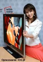 Samsung prezentuje 40-calowy telewizor OLED
