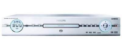 Odtwarzacz DVD Philips DVP9000S. Piękny wygląd i świetna sekcja wideo.