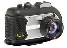 Sealife DC500 - cyfrówka do podwodnych zdjęć