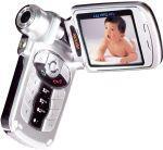 Telefon xCute DV2 z wbudowanym aparatem cyfrowym 6 MP