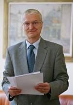 Minister Michał Kleiber