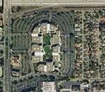 Siedziba Apple'a wg Google Maps