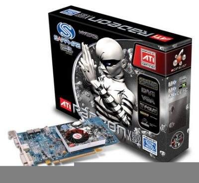 Karta graficzna Sapphire z procesorem ATI Radeon X800 GT